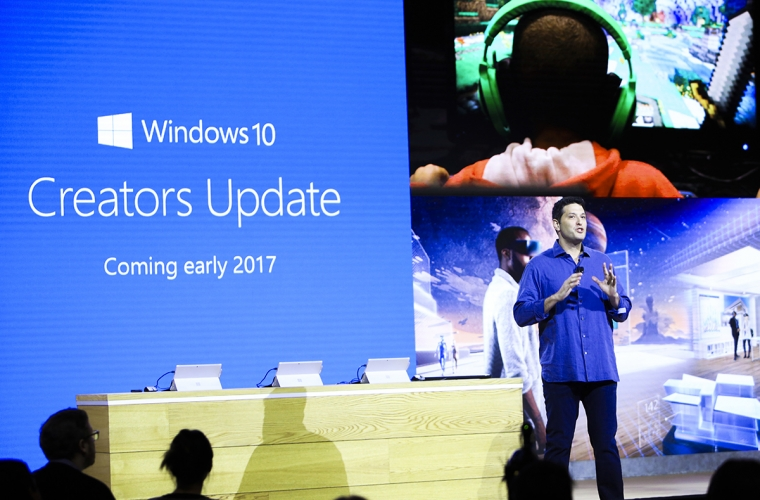 Windows 10 users aren't updating to the Creators Update fast enough 8