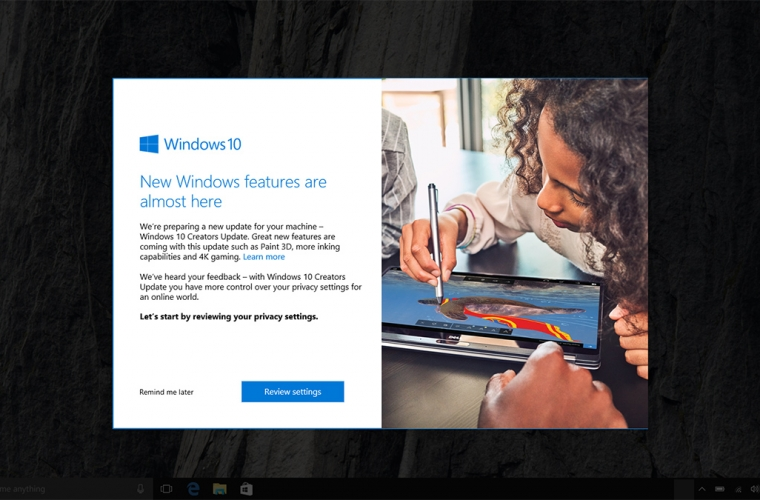 Microsoft wants to make Windows 10 Creators Update's upgrade process as smooth as possible 6