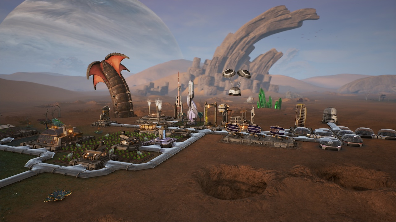 New Aven Colony, Injustice 2 and The Surge trailers