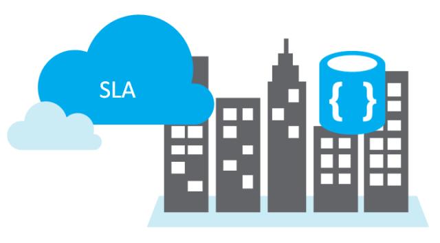 Azure DocumentDB SLA now includes latency, availability, throughput, and consistency 1