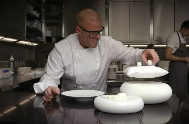 "Microsoft partners with Chef Heston Blumenthal to bring food-inspired ""Heston Bot"" exclusively for Skype 27"