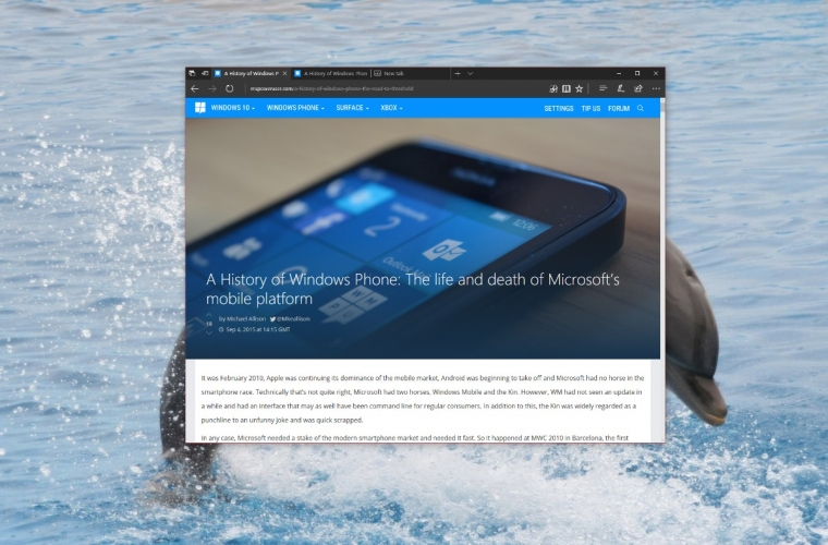 Switching back to Microsoft Edge this Christmas 33