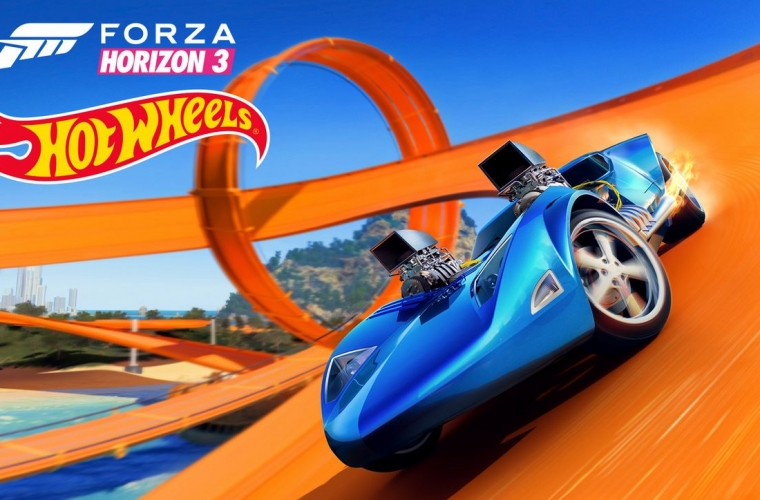 Gravity-defying Forza Horizon 3: Hot Wheels is now available on Xbox One and Windows 10 21