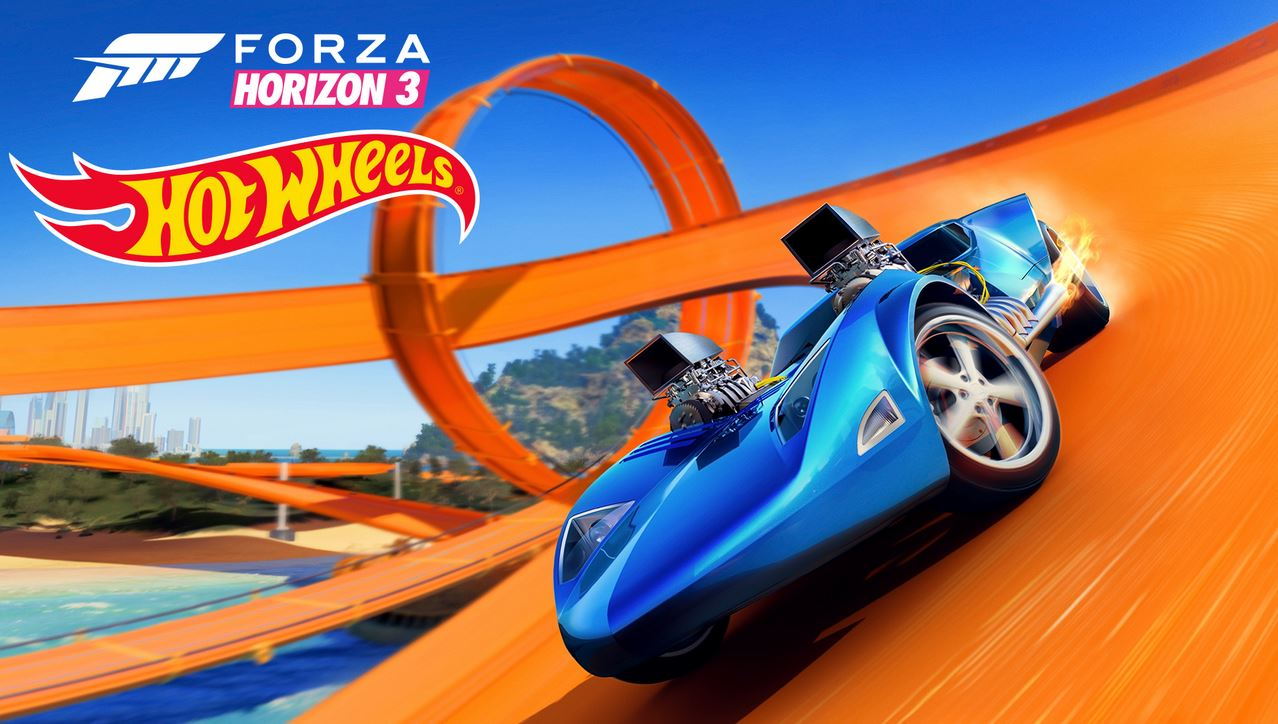Forza Horizon 3: Hot Wheels expansion is now available
