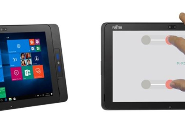 Fujitsu latest Windows tablet comes with world's first palm vein authentication technology 17