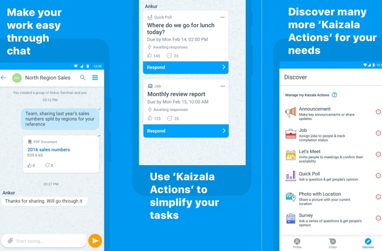 Microsoft brings digital payments services to Kaizala app in India 5