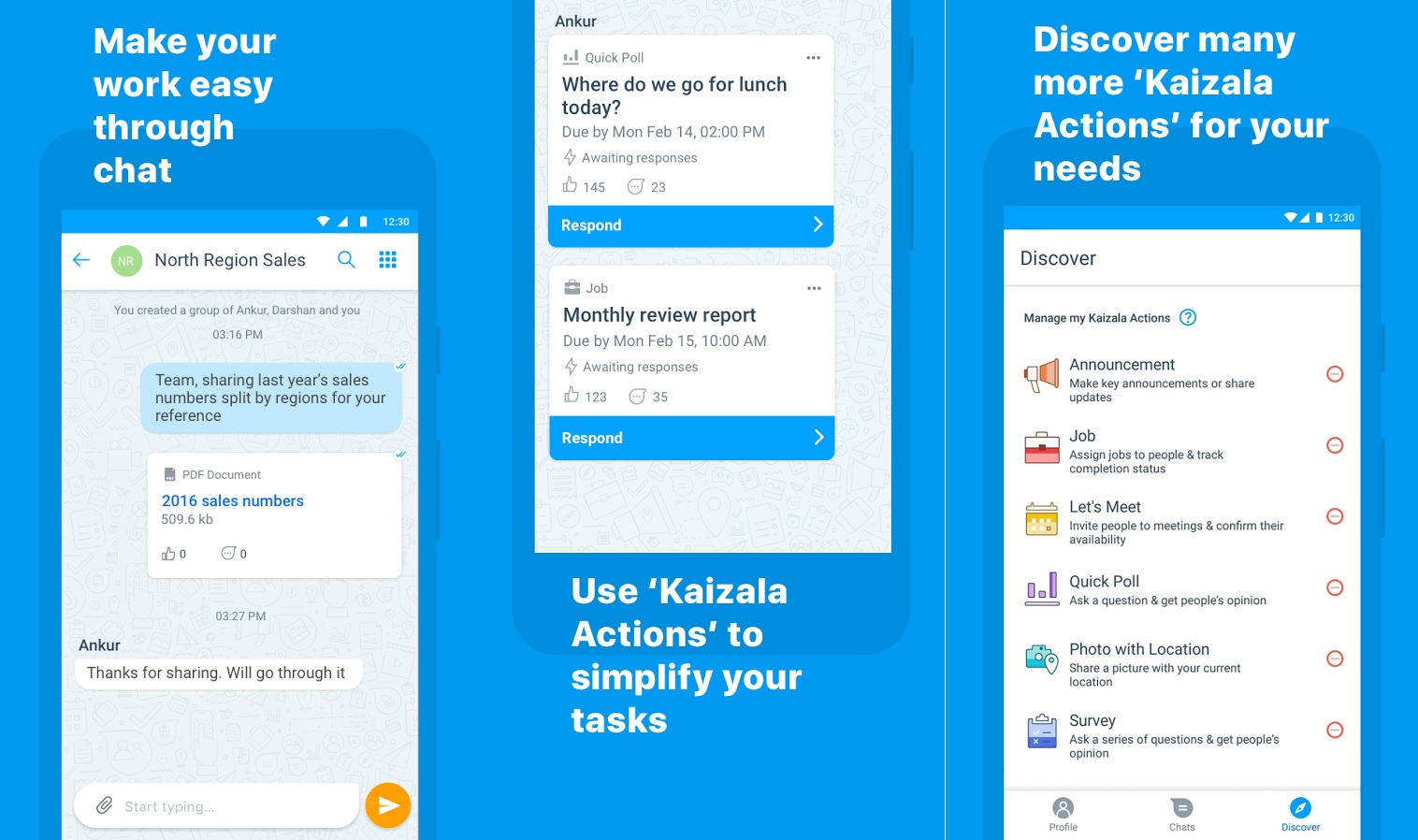Microsoft Kaizala to become a part of the Microsoft Teams