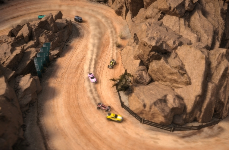 Preview: Mantis Burn Racing — Battle Cars 1