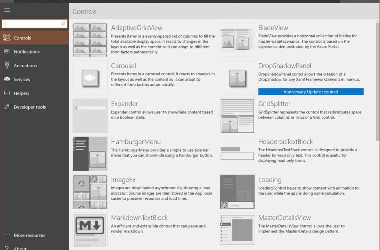 Microsoft renames UWP Community Toolkit as Windows Community Toolkit 24