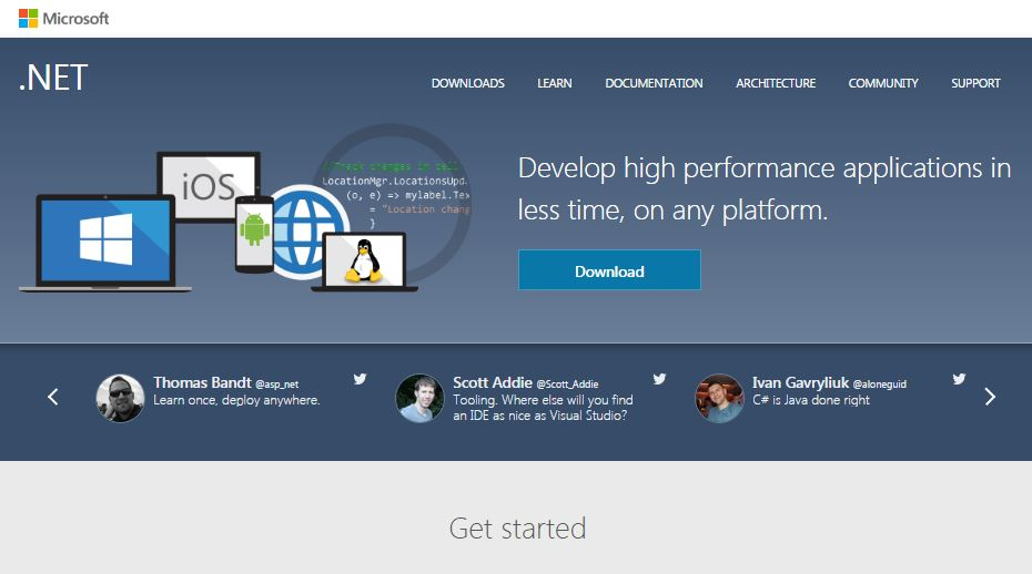 Microsoft announces the release of  NET Framework 4 7 - MSPoweruser
