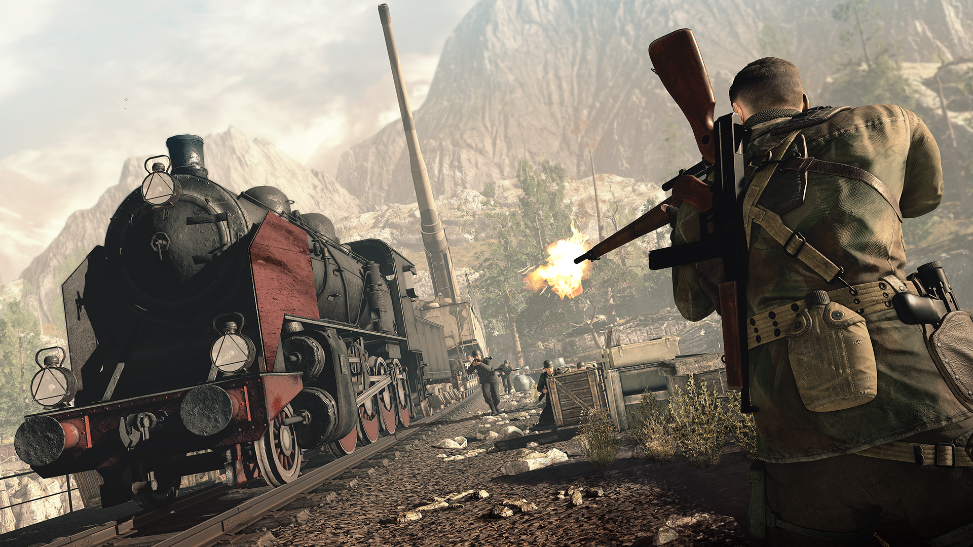 Sniper Elite 4 is going back to Germany with its latest expansion 1