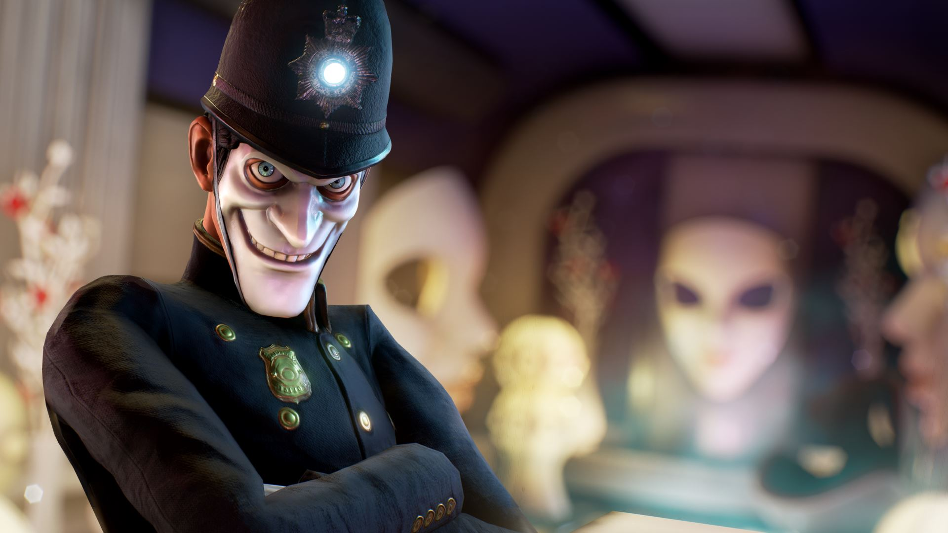 Gearbox Software to Publish We Happy Few on Consoles in 2018