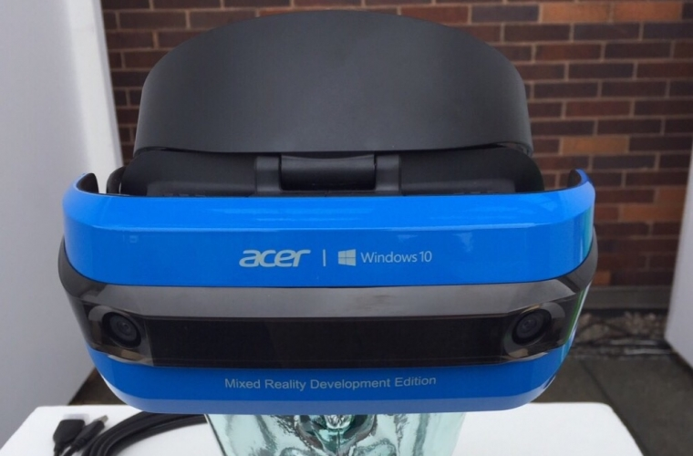 Acer's Windows Mixed Reality headset now available for order in the US 3