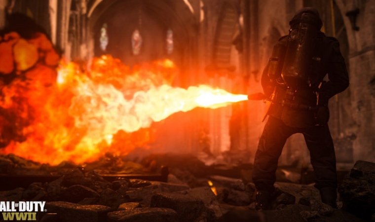 Here's everything you need to know about Call of Duty: WWII's reveal 29