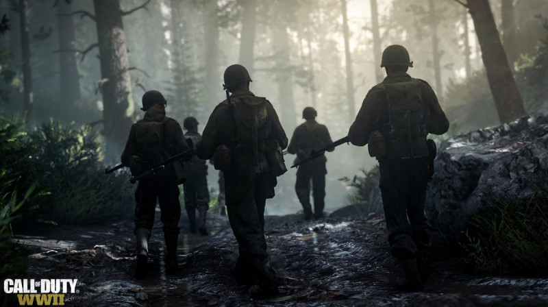 Here's What Call of Duty WW2 Lets You Playtest in the Beta