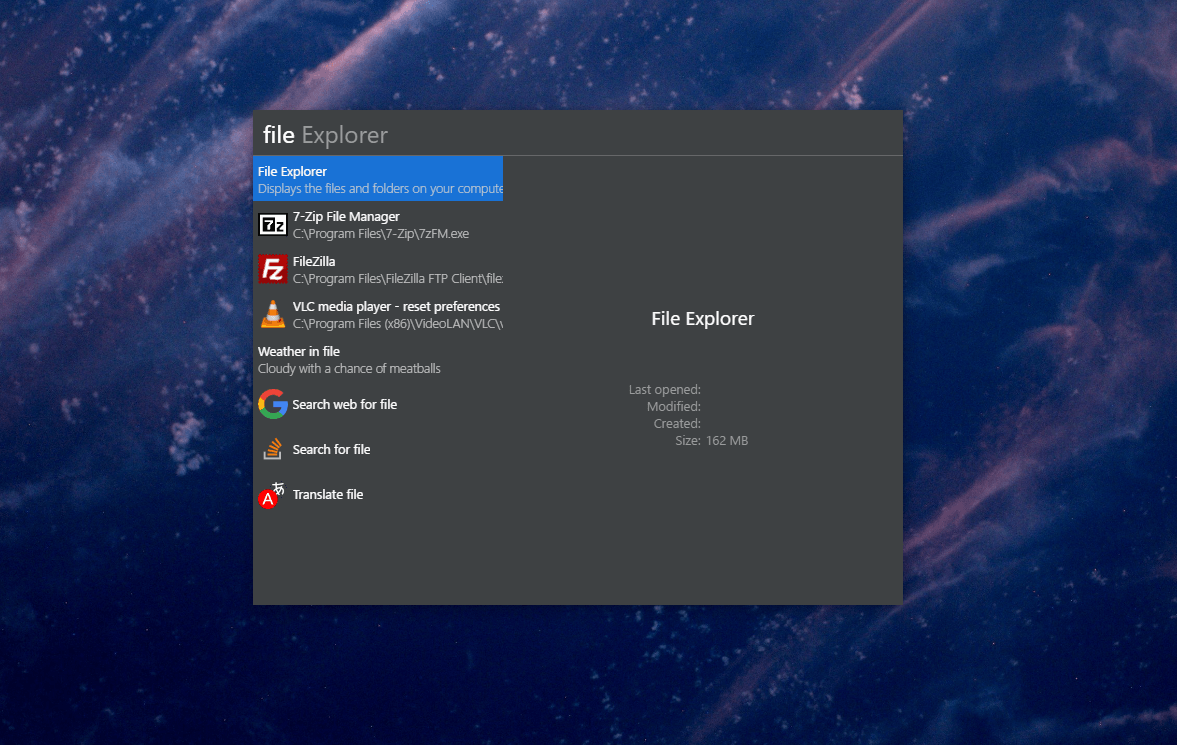 Windows 10 Tip: Cerebro is a great Apple Spotlight