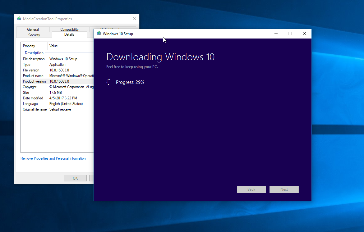 windows 10 original download
