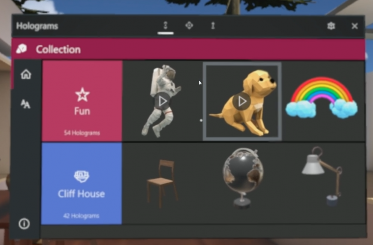 Microsoft releases new Holograms app for Windows Mixed Reality on Windows 10 20