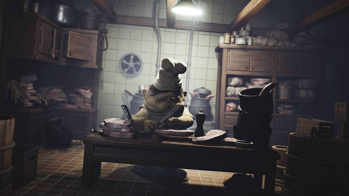 Review: Little Nightmares — Eerie environments and eerier