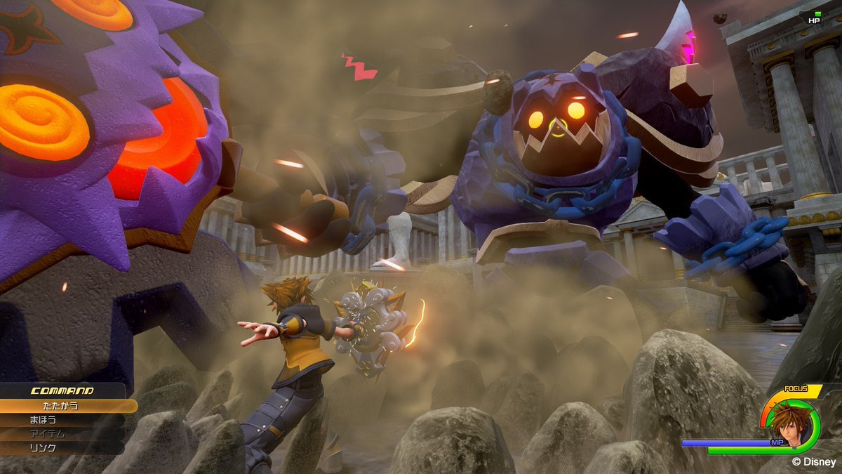 Kingdom Hearts 3 Out In 2018, Includes Toy Story And More