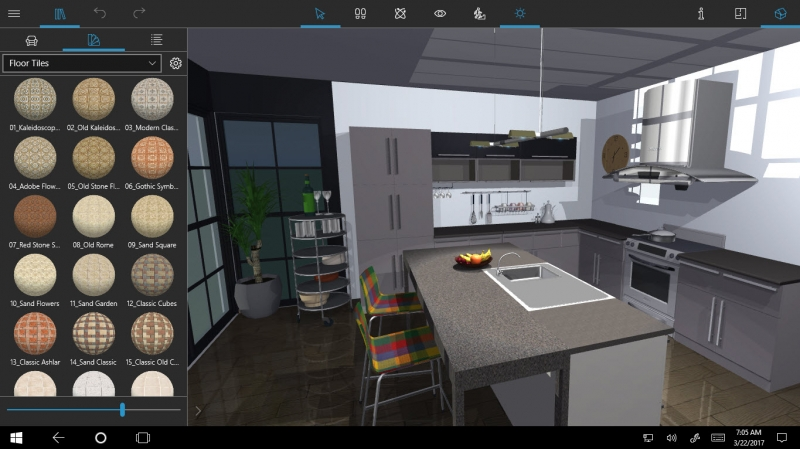Redesign Your Home With Live Home 3d For Windows 10 Mspoweruser