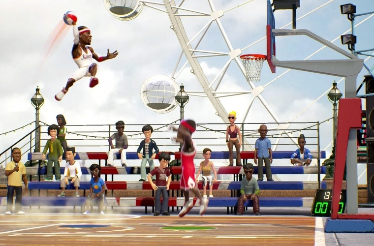 Arcade-like NBA Playgrounds is coming to Xbox One and PC soon 8