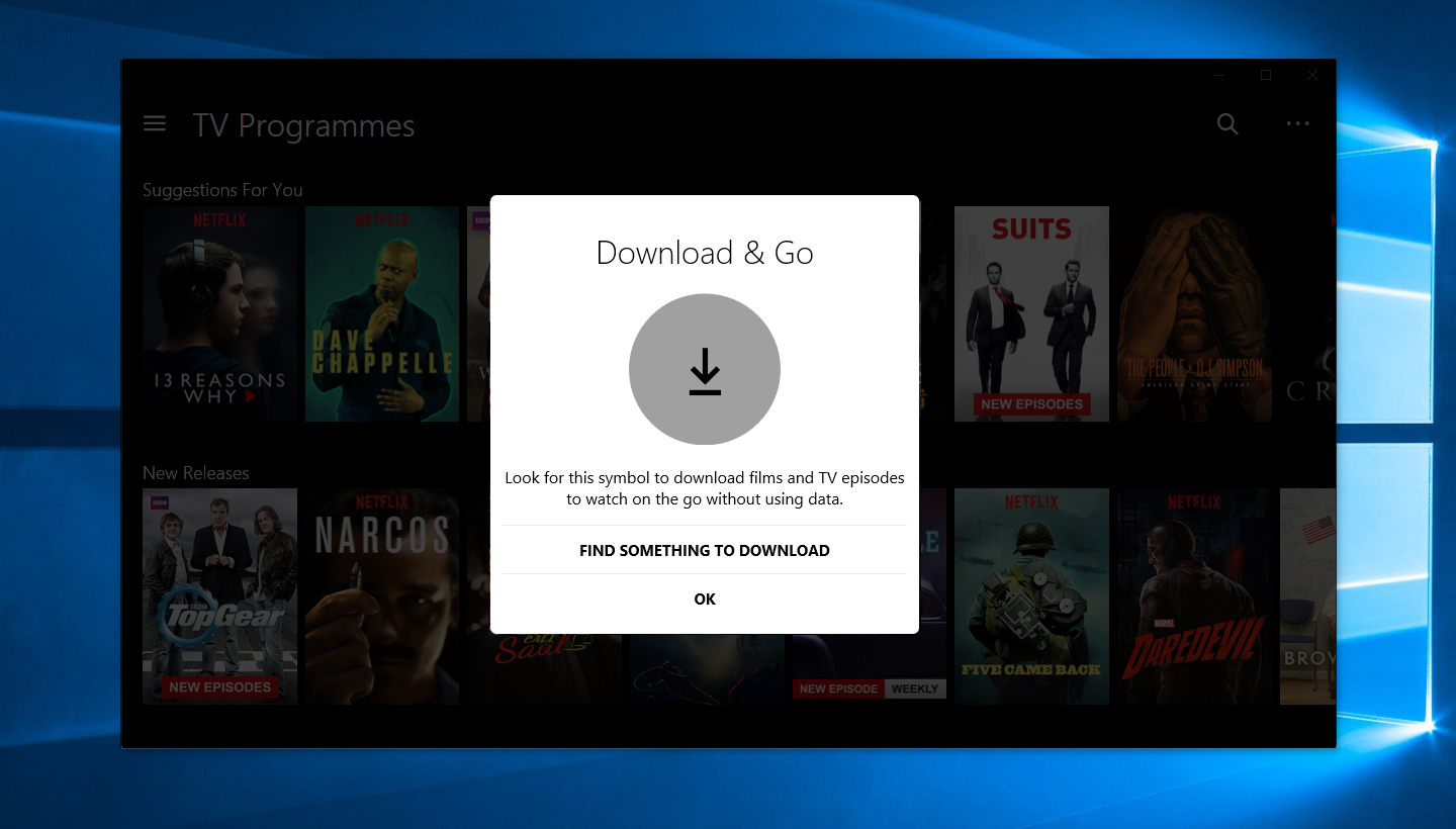 Netflix now lets you download videos for offline viewing in Windows