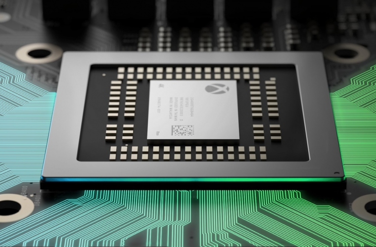 Project Scorpio specifications reveal 4K powerhouse 13
