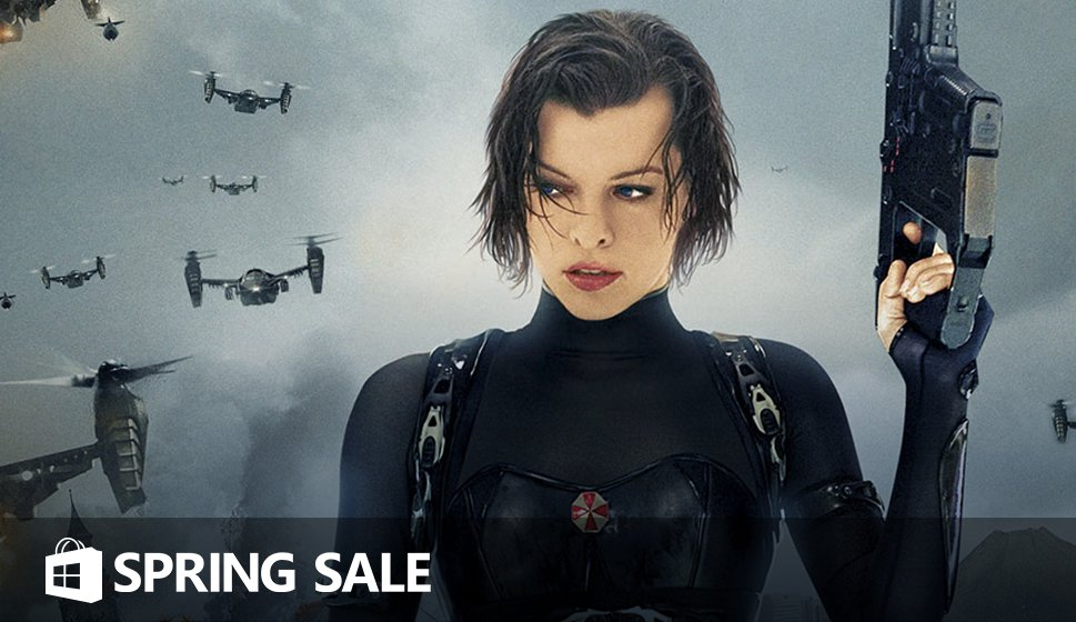 Deal: Buy all 6 Resident Evil movies, including The Final