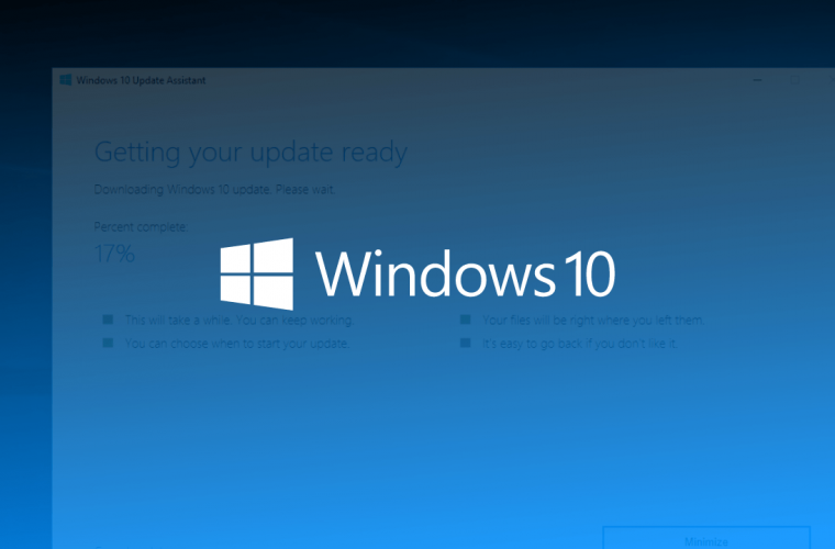 Free Windows 10 Assistive Technology upgrade offer still available 3