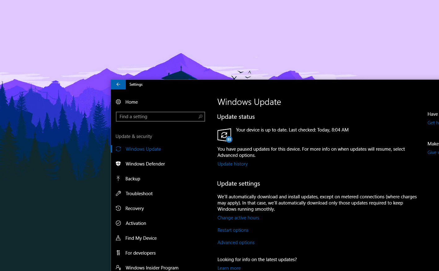 Microsoft is investigating issues associated with KB4556799 cumulative update 19