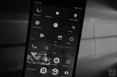 Creators Update now rolling out widely to supported Windows 10 Mobile users 1