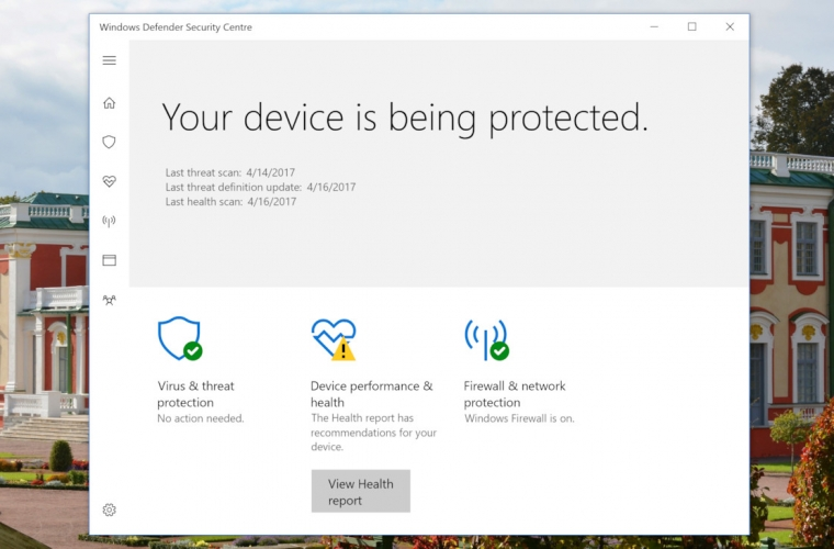 How to temporarily (or permanently) disable and re-enable Windows Defender on Windows 10 12