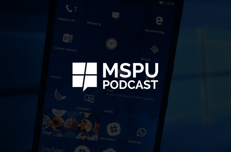 MSPoweruser Podcast 45: Microsoft's Q3 earnings, Windows Phone updates & tricks, and a Windows 10 smartwatch 3