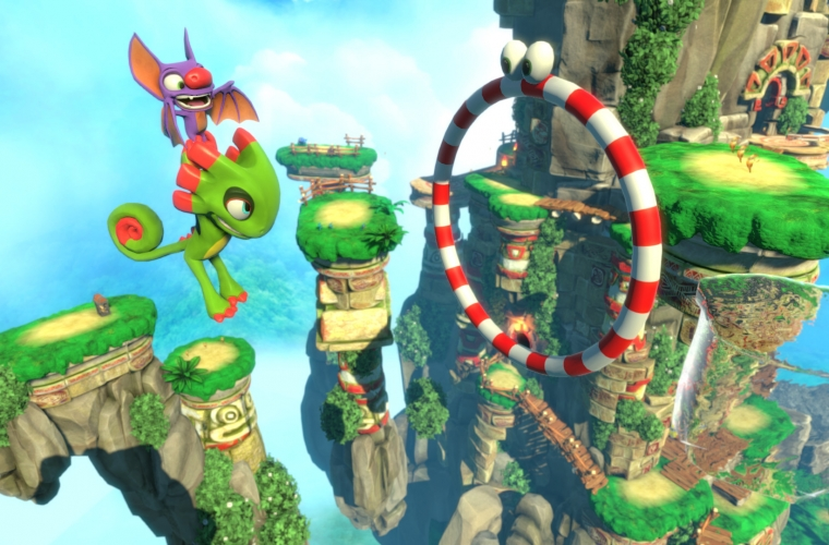This week's Deals with Gold and Spotlight sales feature Yooka-Laylee and Rocket League 25