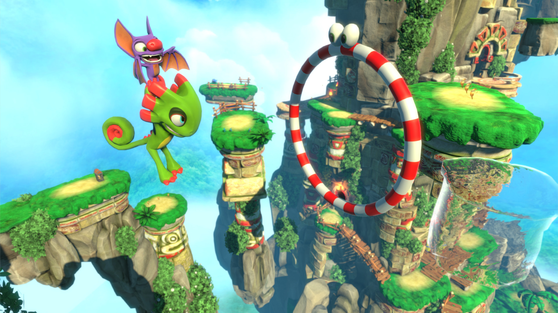 Yooka-Laylee's latest patch fixes camera issues with manual mode 1