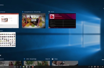 Windows 10 Fall Creators Update's new Timeline feature revealed 29