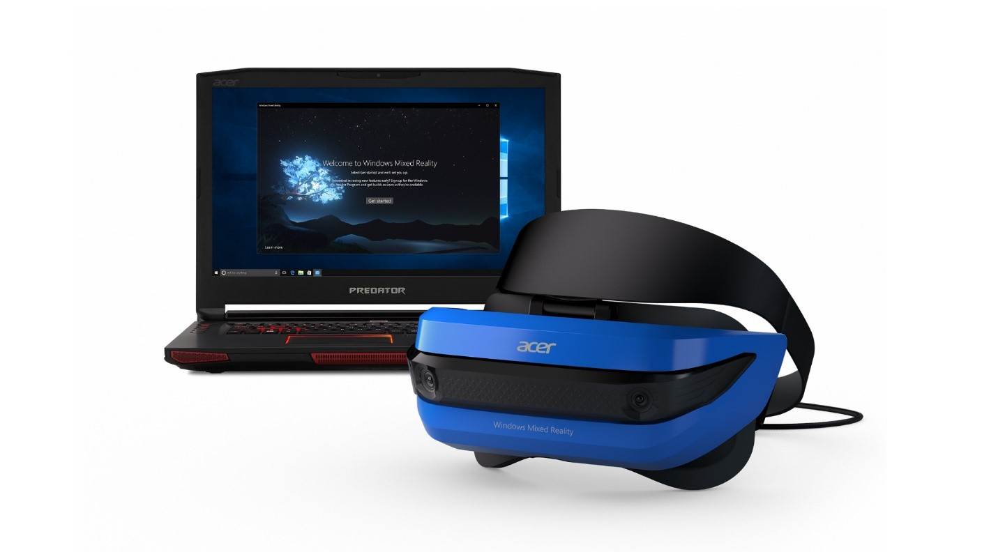 5494af471da3 Windows Mixed Reality promises to be one of the cheapest PC-based VR  platforms available