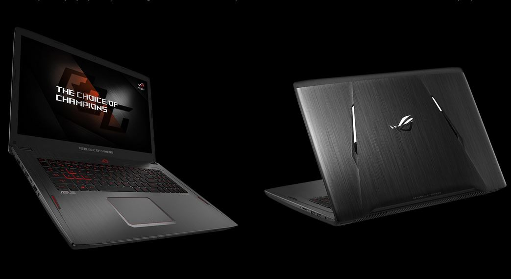 Asus Announces The First Gaming Laptop With An Eight Core