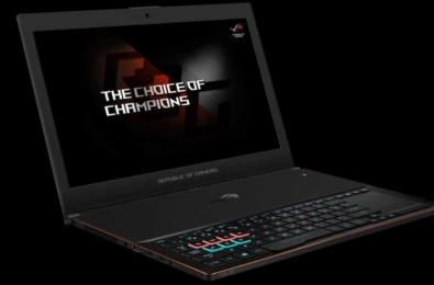 "ASUS announces ROG Zephyrus GX501, an ultra-sleek 15"" gaming laptop with GTX 1080 graphics 1"