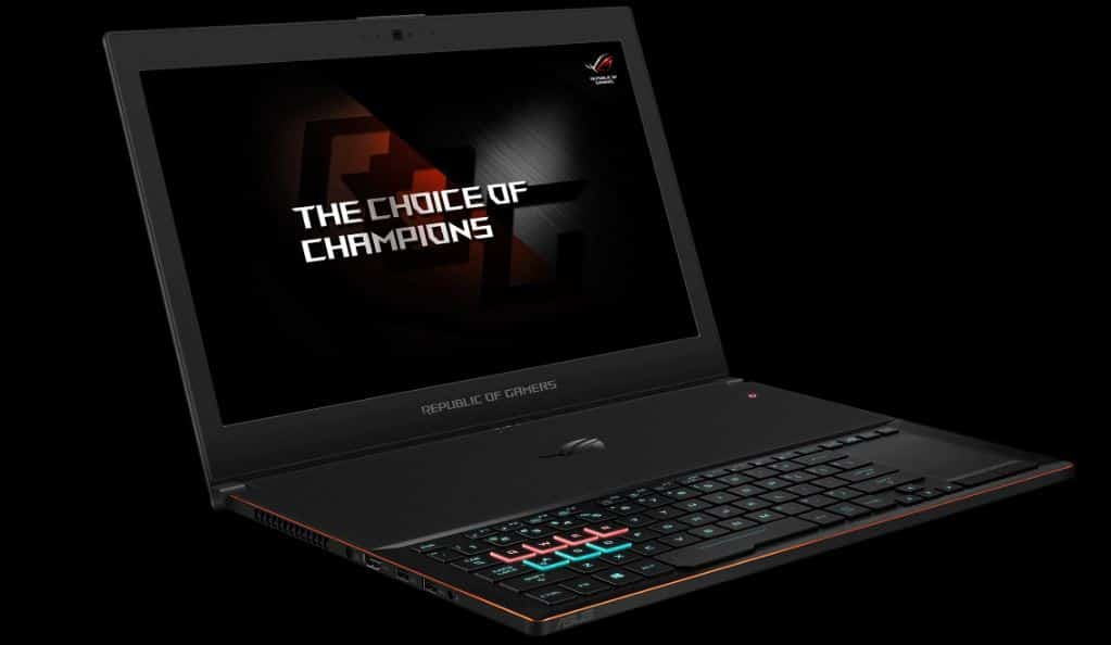 Asus unveils ROG Strix laptop with AMD Ryzen 7 CPU