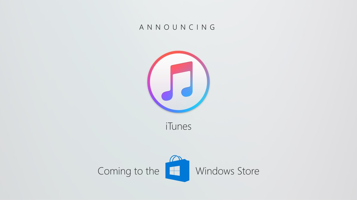First sign of Microsoft Store support show up in latest release of iTunes for Windows 1