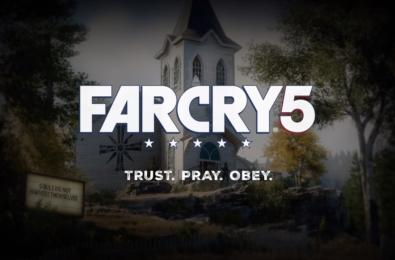 Far Cry 5 gets spectacular trailers alongside a 2018 release date 28