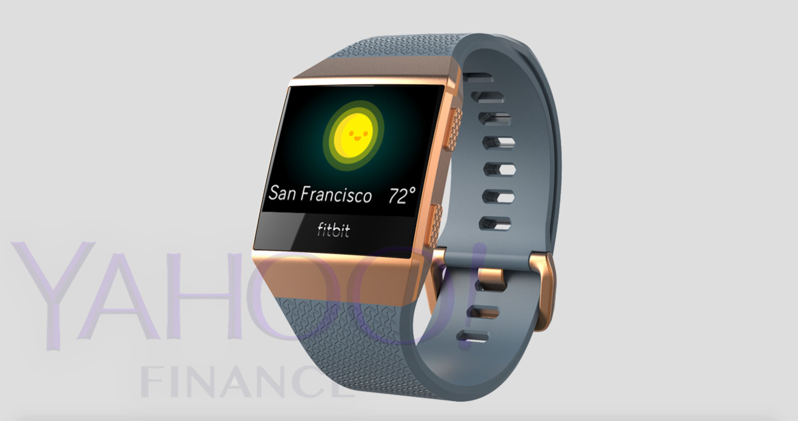 Fitbit's first smartwatch leaks, expected to land with $300 price-tag