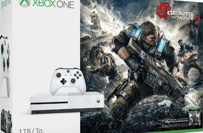 Deal: Xbox One S Gears of War 4 1TB Console Bundle now available for just $239.99 8