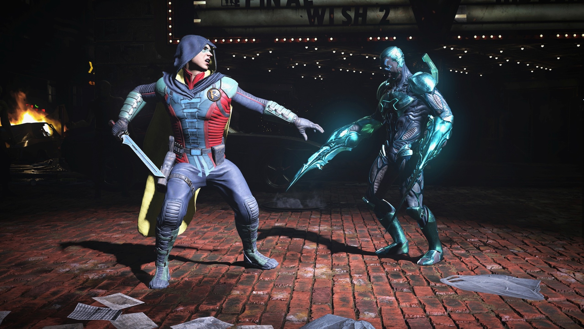 Injustice 2 takes the number one spot in United Kingdom game sales