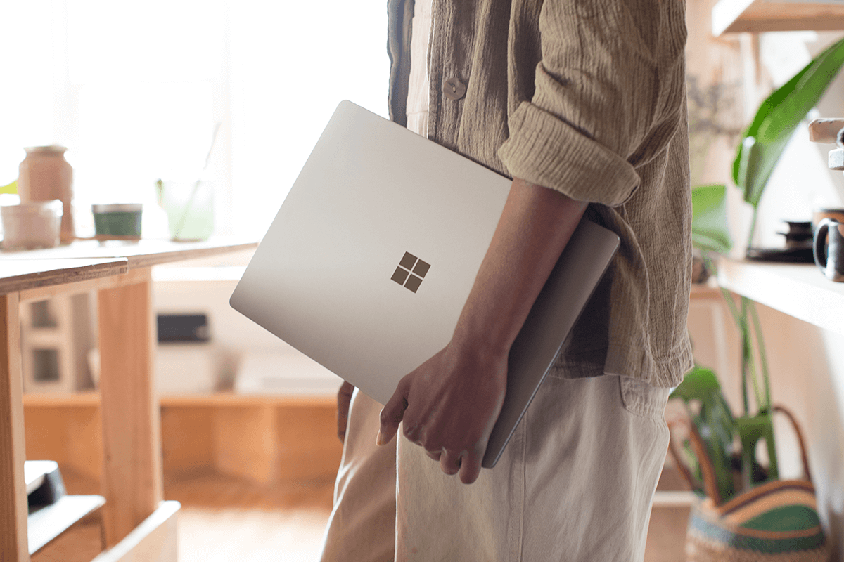 Microsoft\'s Terry Myerson explains the Why of the Surface Laptop ...