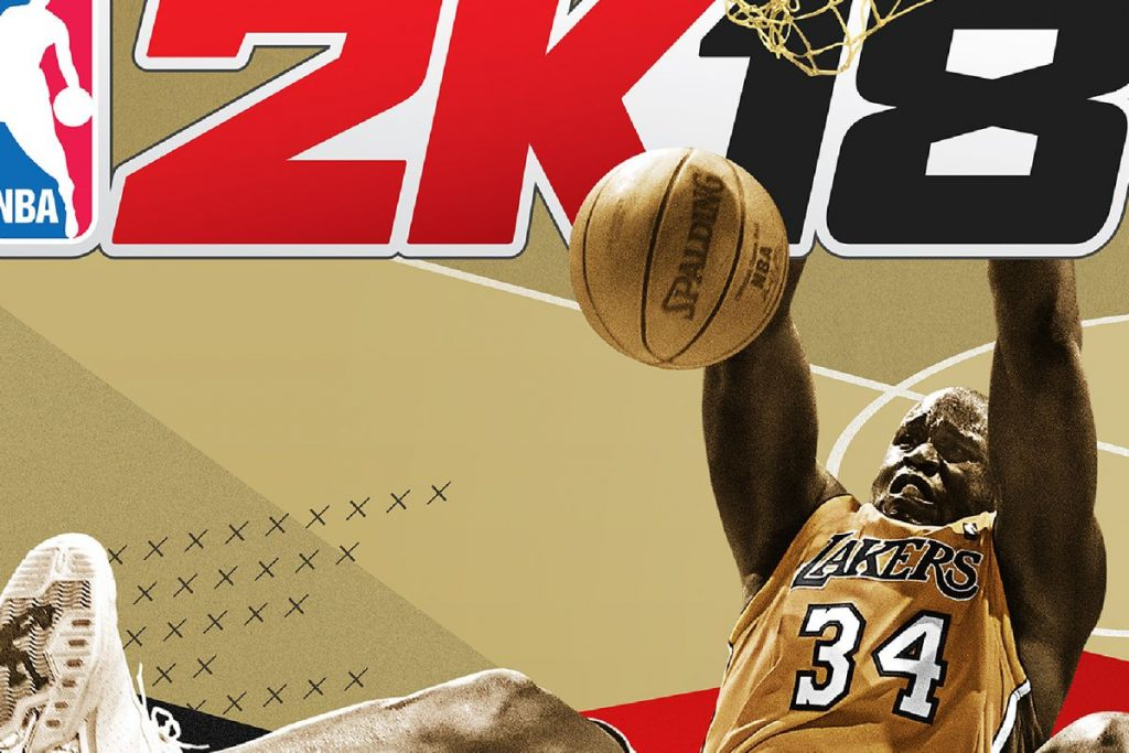 Shaquille O'Neal Is The Legend Of Choice For NBA 2K18
