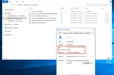 OneDrive Files On-Demand finally coming back with the Windows 10 Fall Creators Update 30