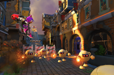 Sonic Forces lets you create custom characters 16